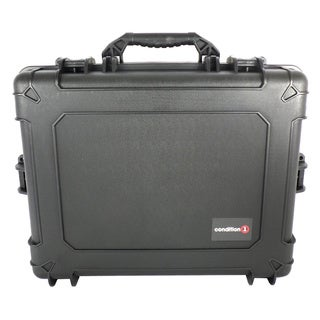 Condition 1 25-inch XL #289 Airtight/ Watertight Protective Case with DIY Customizable Foam