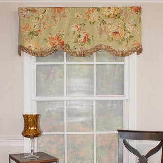 Floral Essence Provence Valance (2 options available)