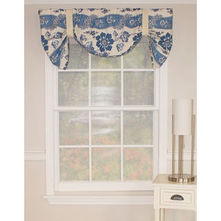 Liberty Floral Suspender Valance