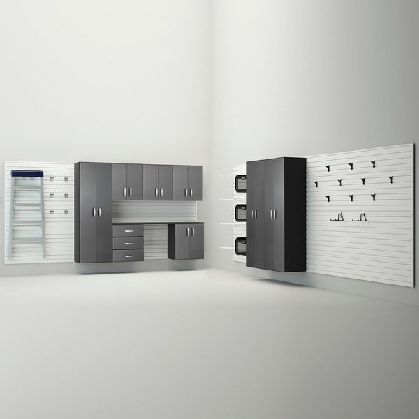 Flow Wall 13-piece Deluxe Cabinet Set