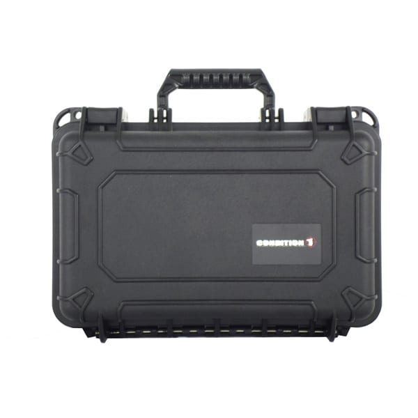 Condition 1 13-inch Small #232 Airtight/ Watertight Protective Case with DIY Customizable Foam