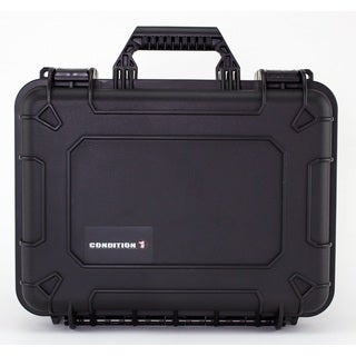 Condition 1 16-inch Medium #179 Airtight/ Watertight Protective Case with DIY Customizable Foam