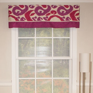 Big and Bold Straight Valance