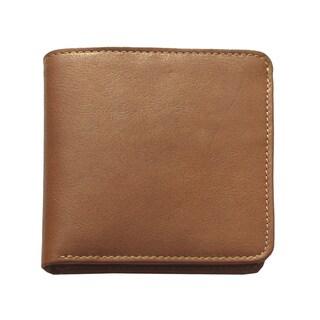 Piel Leather Men's Hipster Wallet