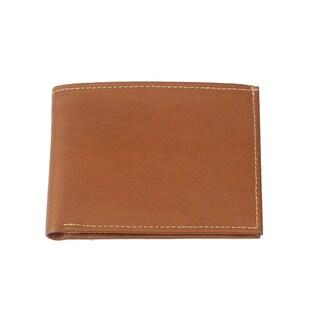 Piel Leather Bi-Fold Wallet
