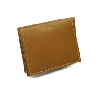 Piel Leather Deluxe Bi-Fold Money Clip|https://ak1.ostkcdn.com/images/products/10953224/P17979171.jpg?impolicy=medium