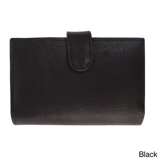 Piel Leather Women's Wallet (2 options available)