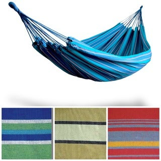 Hammaka Brazilian Style 2 Person Hammock (Option: Blue)