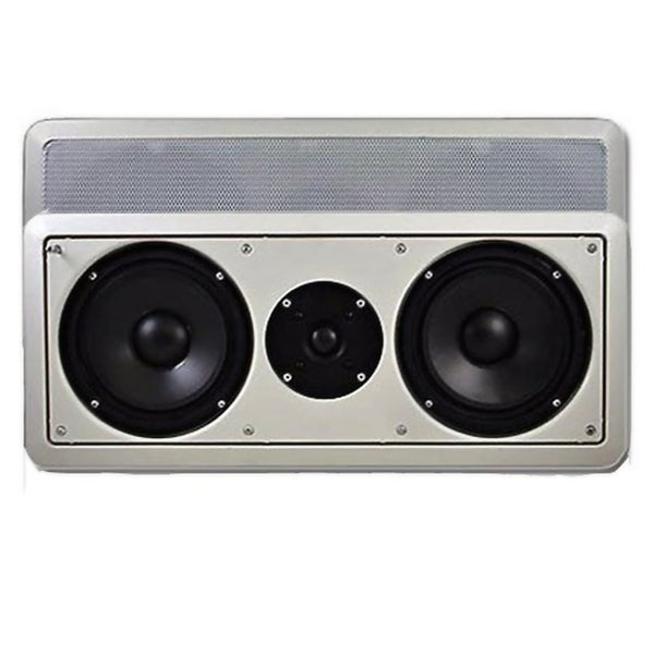 Shop Acoustic Audio Cc6 In Wall 6 5 Inch Center Channel