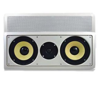 Acoustic Audio HD-6c In-Wall 6.5-inch Center Channel Speaker In Ceiling 350 Watt
