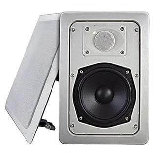 Acoustic Audio IW191 In Wall Speaker Pair 2 Way Home Theater 400 Watt IW191-PR