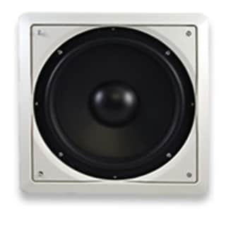 Acoustic Audio IWS10 In-Wall/ Ceiling 200 Watt 10-inch Home Theater Passive Subwoofer