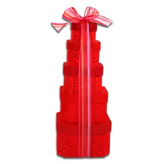 Alder Creek Hugs and Kisses Valentine Tower