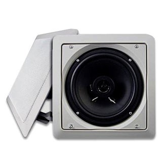 Acoustic Audio LC265i In-Wall/ Ceiling Speaker Pair 500W Theater Surround Sound LC265i-PR