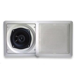 Acoustic Audio S191 In Ceiling / In Wall Speaker Pair 2 Way Home Theater 400 Watt S191-PR
