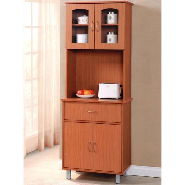 Hodedah Kitchen Cabinet Free Shipping Today
