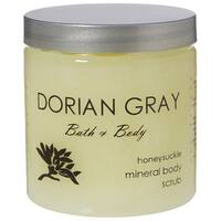 Dorian Gray Heavenly Honeysuckle Mineral Moist 8-ounce Body Scrub