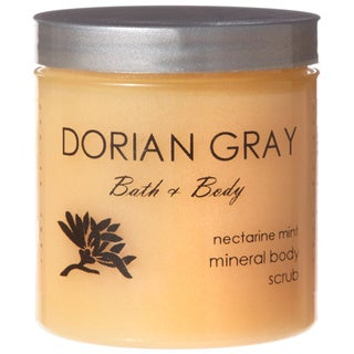 Dorian Gray Nectarine Mint 8-ounce Hydrating Body Butter