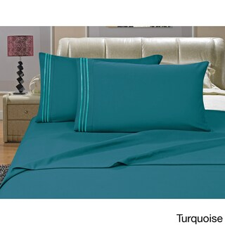 The Curated Nomad Fulton Wrinkle and Fade Resistant Pillowcases (Set of 2) (More options available)
