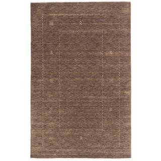 ecarpetgallery Kashkuli Gabbeh Green Wool Rug (8' x 10')