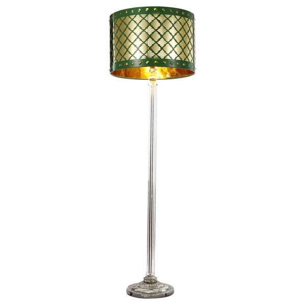 Audriana Floor Lamp (Green)