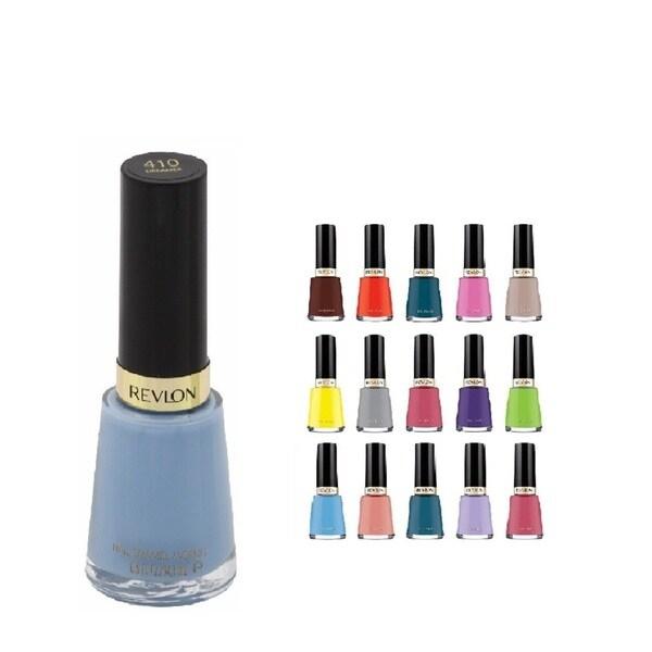 Shop Revlon Enamel Surprise 10-piece Nail Polish Set - Free Shipping ...