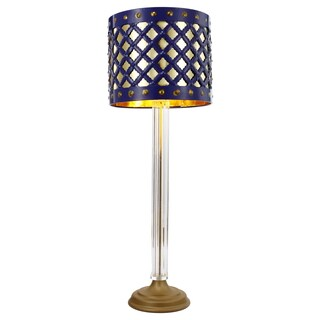 Audriana Table Lamp (Blue)