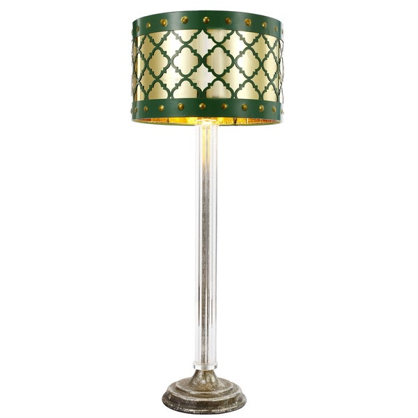 Audriana Table Lamp (Green)