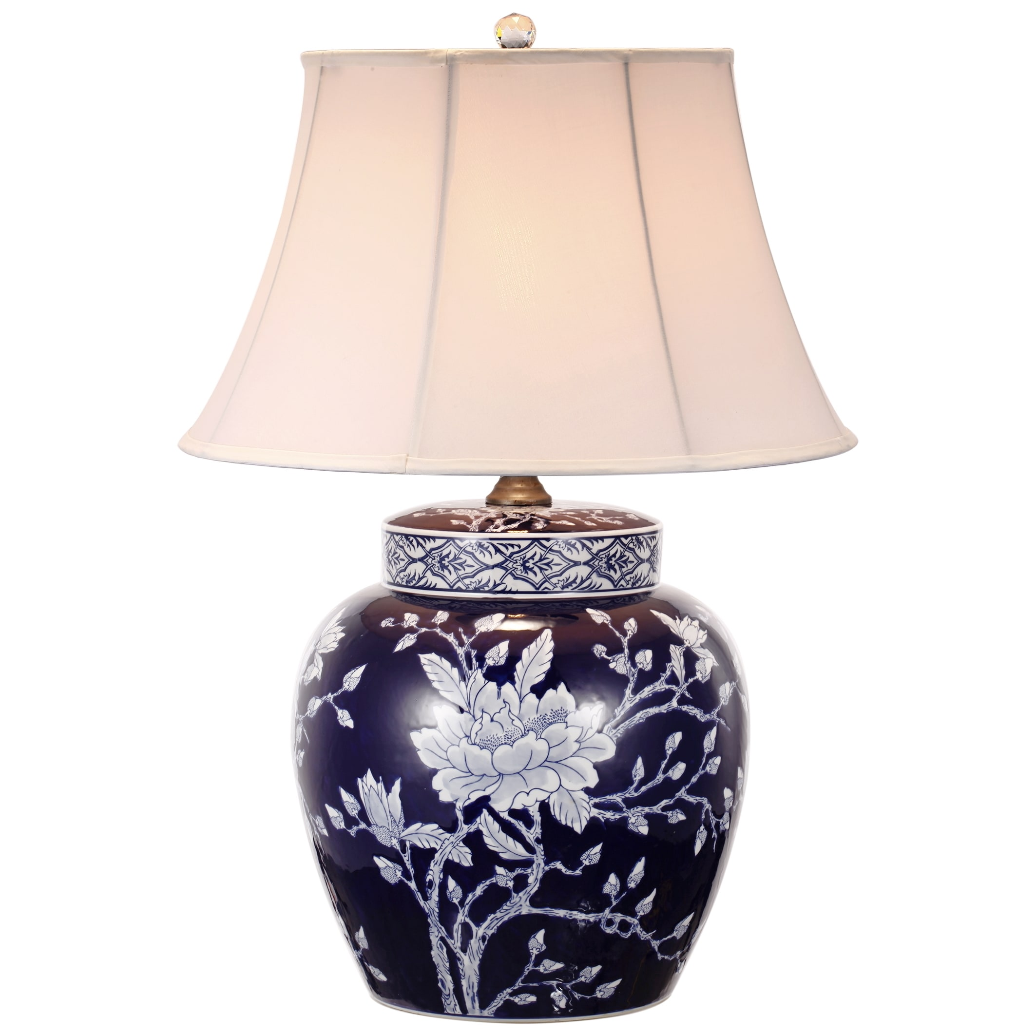Berkshire Ceramic Table Lamp (Ceramic Table Lamp), Blue