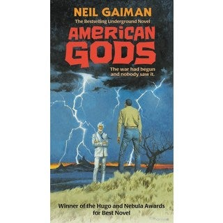 American Gods: The Tenth Anniversary Edition (Paperback)