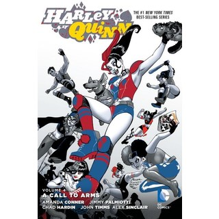 Harley Quinn 4: A Call to Arms (Hardcover)
