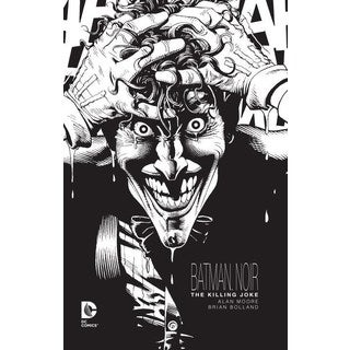Batman Noir: The Killing Joke (Hardcover)