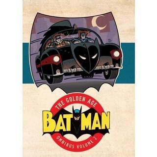 Batman the Golden Age Omnibus 2 (Hardcover)