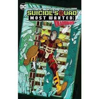 Suicide Squad Most Wanted: Deadshot (Paperback)