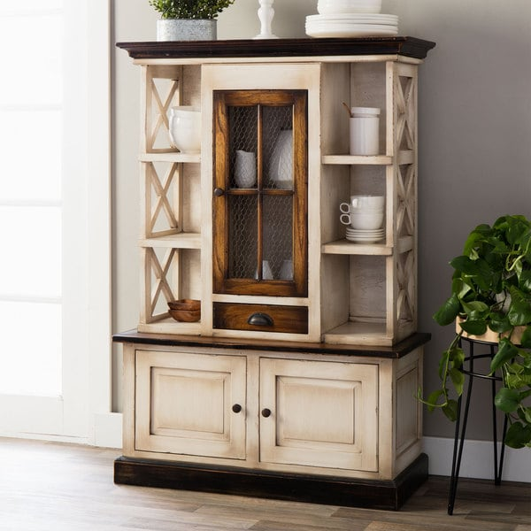 Shop Handmade Manhattan Library Hutch Indonesia Free
