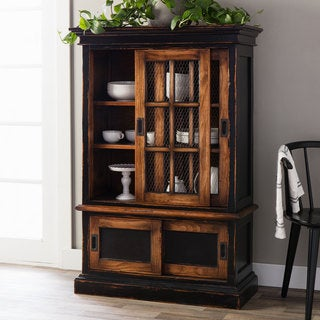 Dreamland Mahogany Wood Hutch (Indonesia)