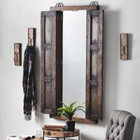 Farm Door Wall Mirror (Indonesia)