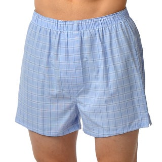 Majestic Men's Talls Basic All-cotton Boxers