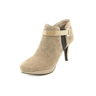 Bandolino Women's 'Cambria' Regular Suede Boots