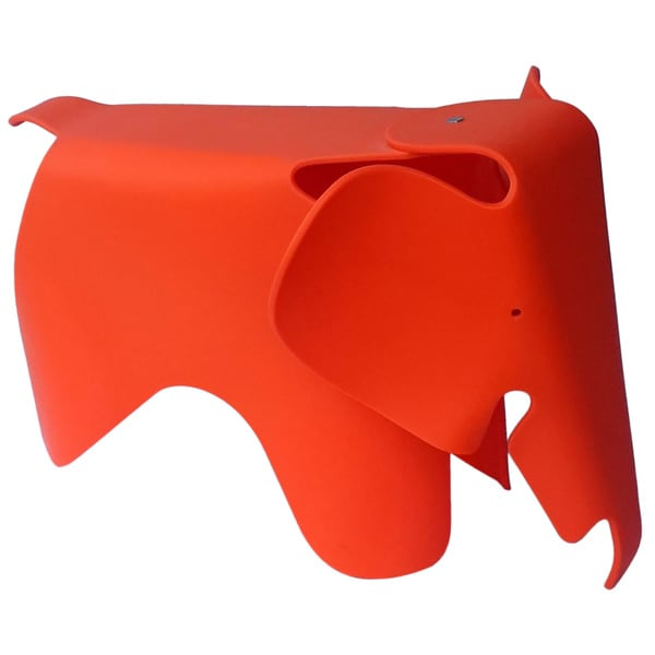 Shop Children Elephant Stool Chairs Free Shipping Today