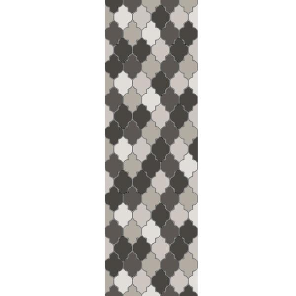 Hand-Tufted Leigh Viscose Area Rug - 2'6 x 8'