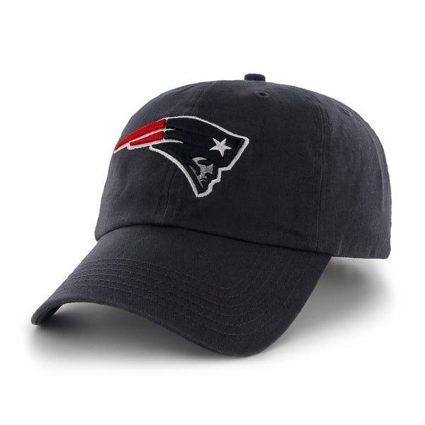 47 Brand New England Patriots NFL Clean Up Hat