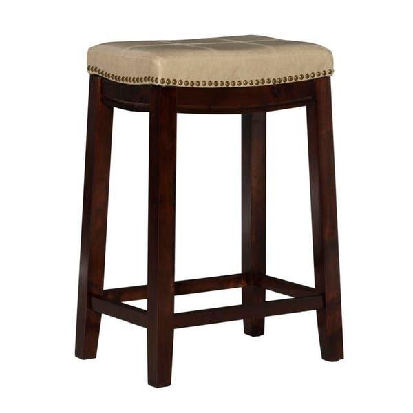Awesome Shop Linon Bridgeport Counter Stool Jute N A Free Beatyapartments Chair Design Images Beatyapartmentscom