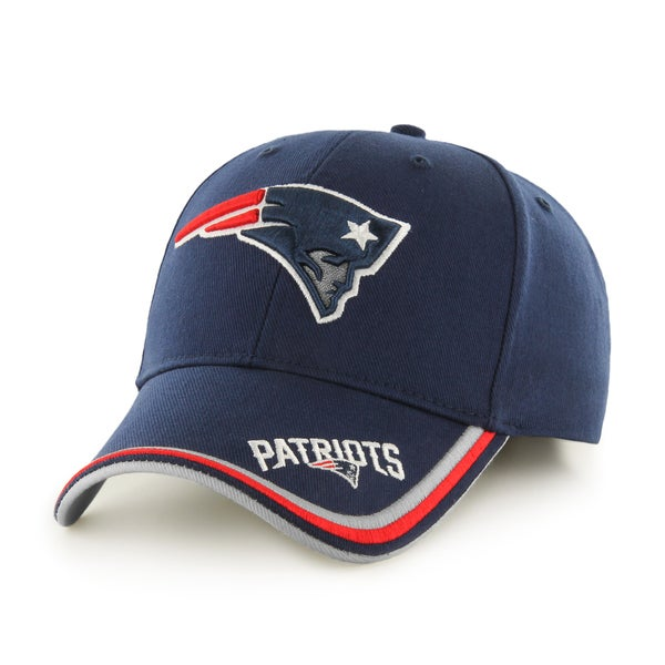 27b0fe6ec73e2b Shop 47 Brand New England Patriots NFL Forest Hook and Loop Hat - Free  Shipping On Orders Over $45 - Overstock - 10957829