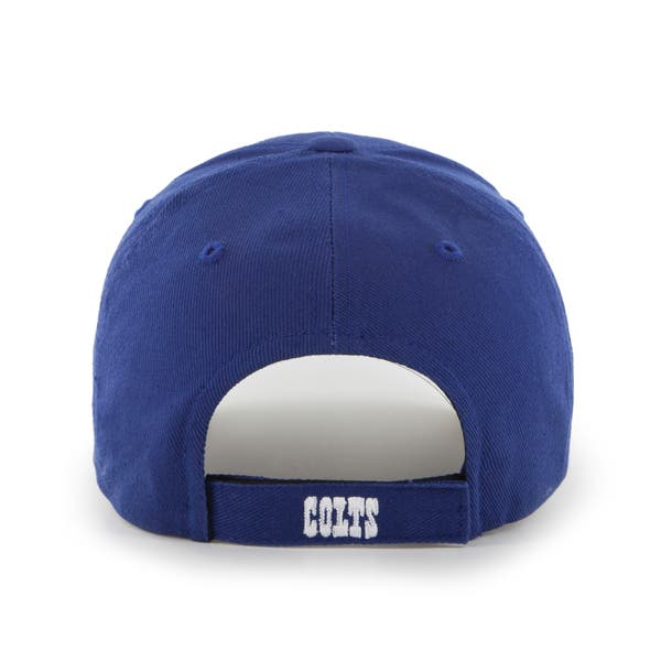 beauty new concept pretty nice Shop 47 Brand Indianapolis Colts NFL Forest Hook and Loop Hat ...