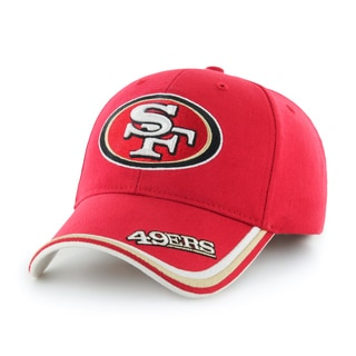 47 Brand San Francisco 49ers NFL Forest Velcro Hat