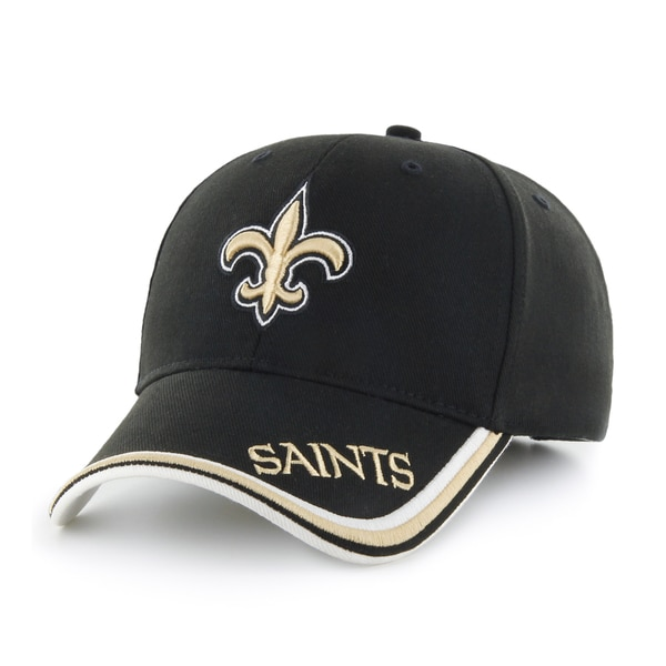 47 Brand New Orleans Saints NFL Forest Hook and Loop Hat