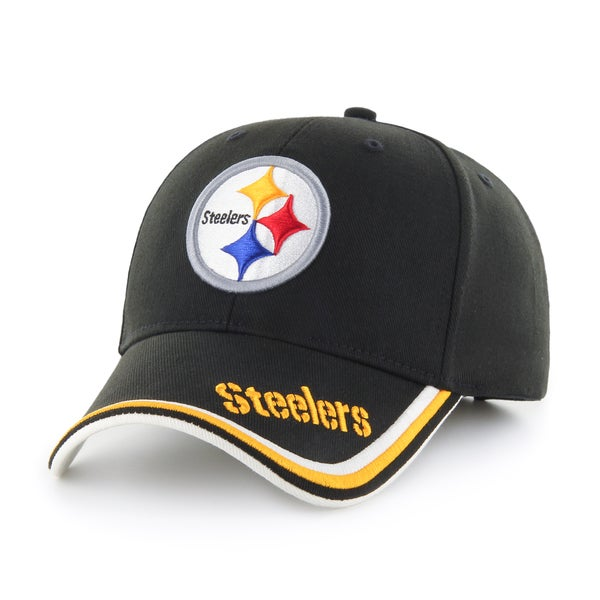 47 Brand Pittsburgh Steelers NFL Forest Hook and Loop Hat