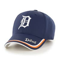 47 Brand Detroit Tigers MLB Forest Hook and Loop Hat