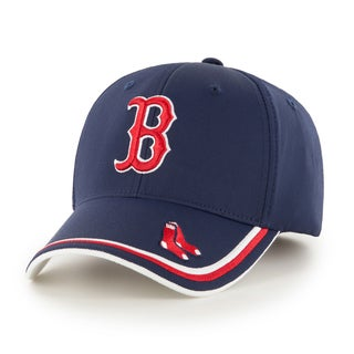 47 Brand Boston Red Sox MLB Forest Velcro Hat